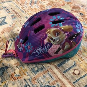 Other - Never Worn Paw Patrol Helmet